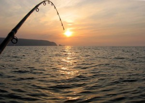 bowed-fishing-pole